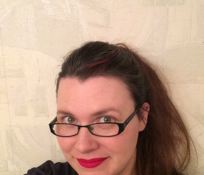 Amber Fernie Featured Author